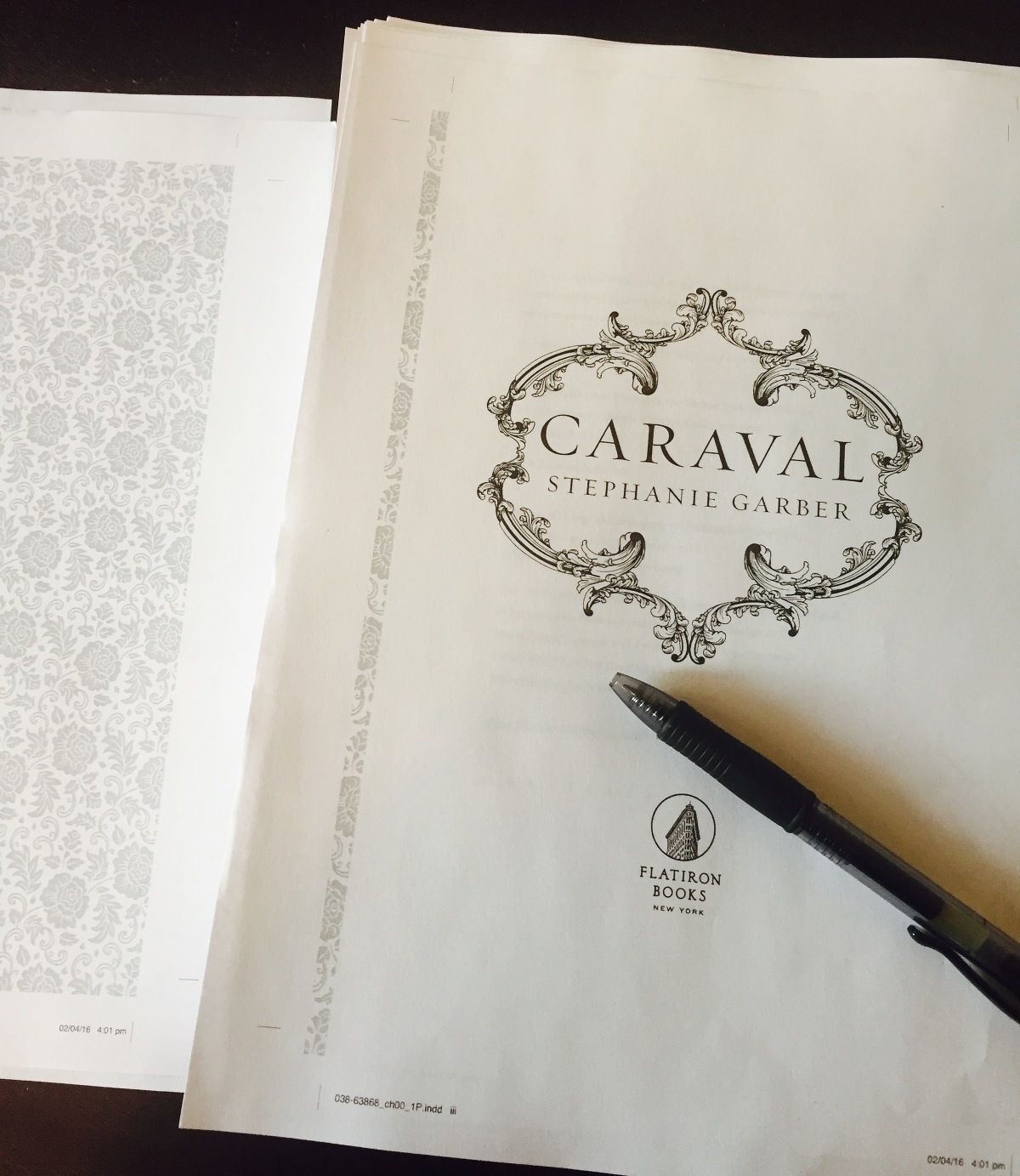 Station Eleven Quotes With Page Numbers: CARAVAL Has Been Chosen As A BEA Buzz Panel Book