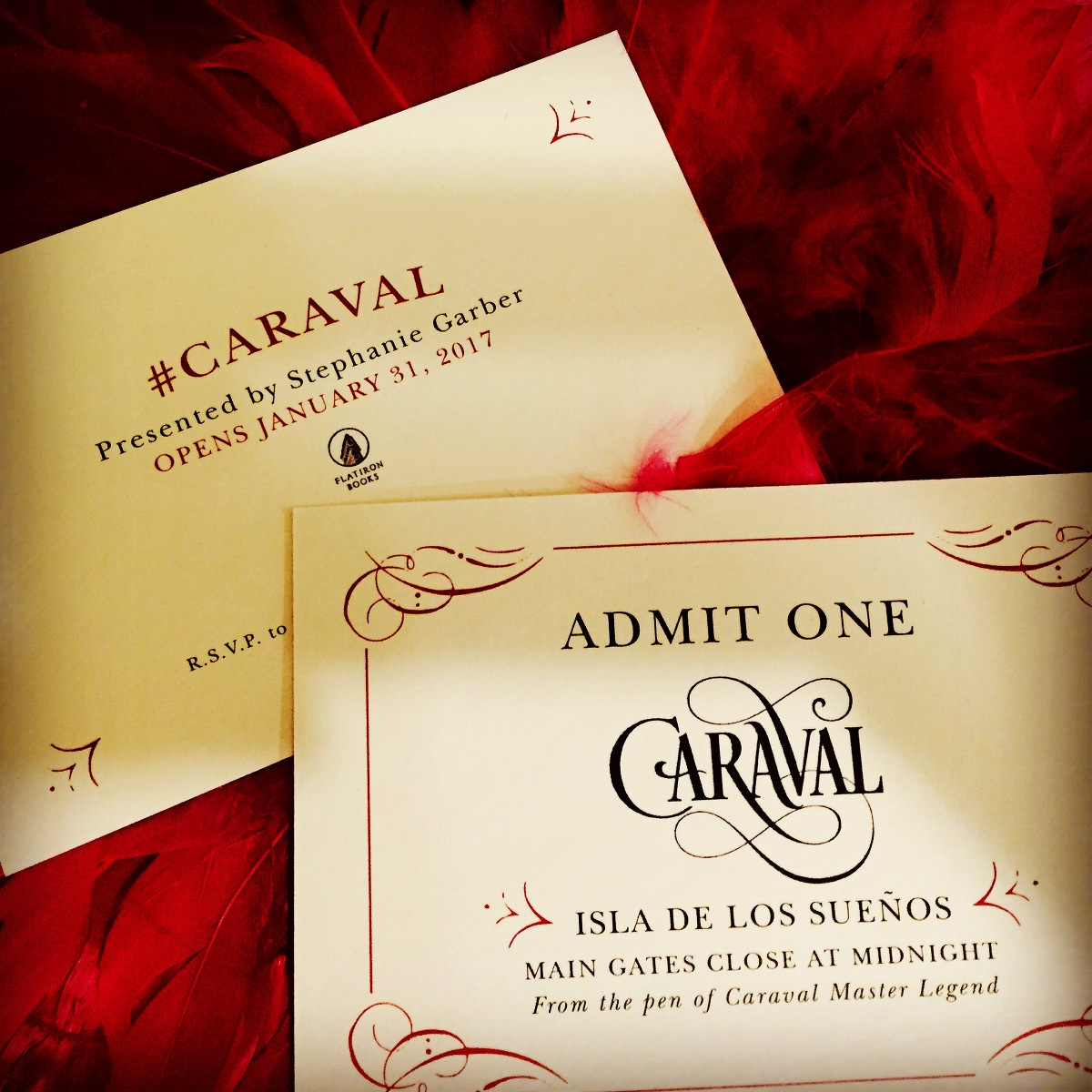 Slam Book Cover Page Quotes: Caraval Pinterest Board » Stephanie Garber