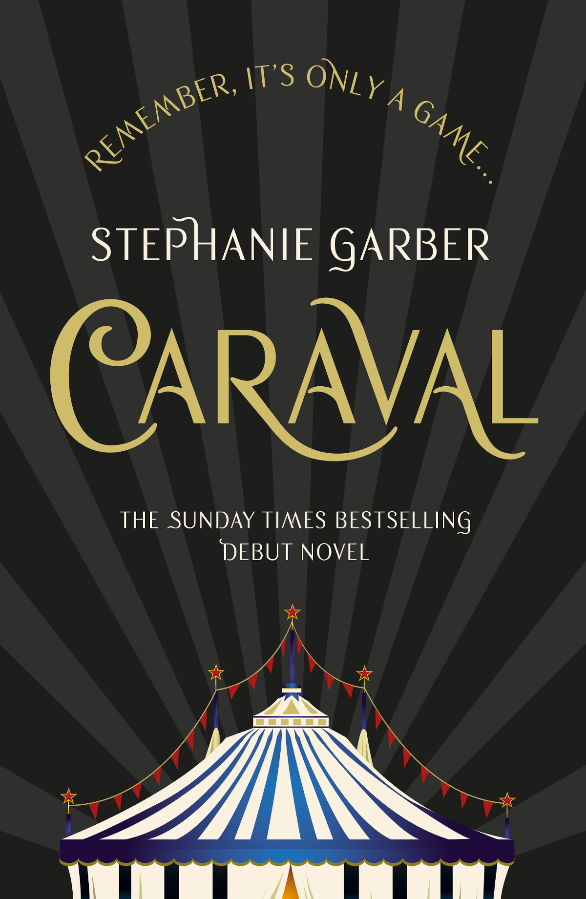 the uk paperback cover of caraval is here   u00bb stephanie garber